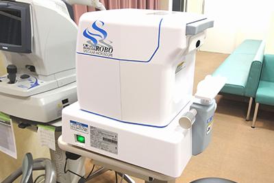角膜内皮細胞解析装置